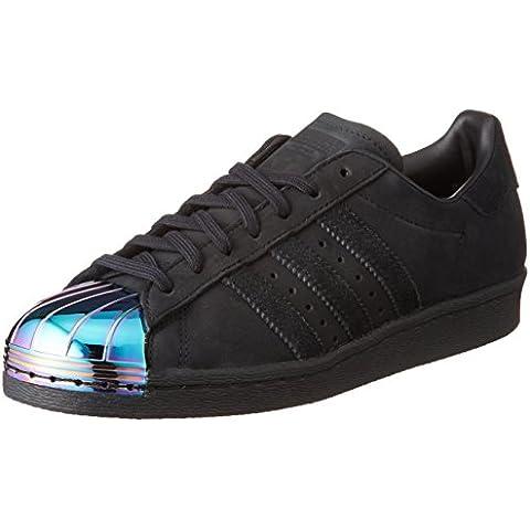 adidas - Superstar 80s Metal, Scarpe da ginnastica Donna - 80 Di Metal
