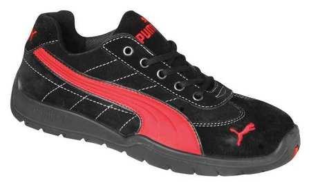 Athletic Chaussures de travail, STL, MN, 12, BLK, PR