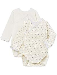 Petit Bateau Body para Bebés (Pack ...