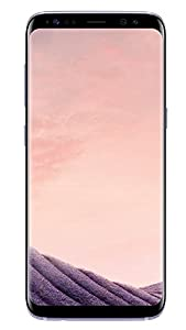 Samsung Galaxy S8 Smartphone (5,8 Zoll (14,7 cm) Touch-Display, 64GB interner Speicher, Android OS) orchid grey
