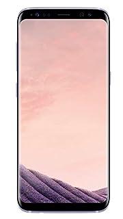 Samsung Galaxy S8 - Smartphone libre (5.8'', 4GB RAM, 64GB, 12MP), Gris orquídea, - [Versión alemana: No incluye Samsung Pay ni acceso a promociones Samsung Members] (B06XHRDF78) | Amazon price tracker / tracking, Amazon price history charts, Amazon price watches, Amazon price drop alerts