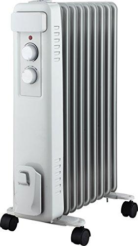 Radiateur à bain d'Huile - gamme Bonzy - 2000 WATTS - 9 Éléments