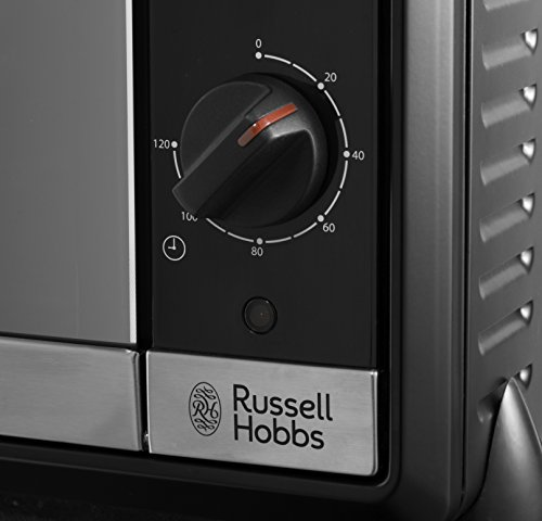 Russell Hobbs Mini Kitchen Multi -Cooker with Hotplates 22780, 1600 W – Silver