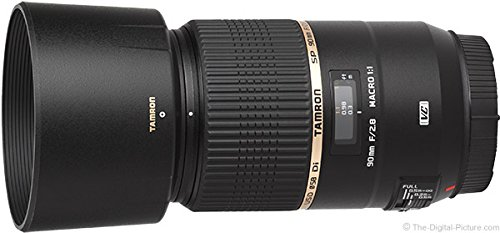 For Sale Tamron F004 90mm F/2.8 Macro USD Lens for Sony on Amazon