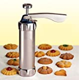 Vktech Cookie Press Machine Biscuit Make...