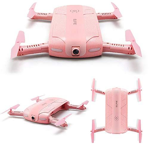 Lily Cámara HD WiFi Mini vehículo aéreo Plegable, dron de Cuatro Ejes...