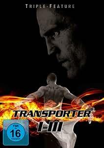 Transporter I-III: Triple Feature [3 DVDs]