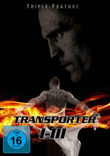Universum Film GmbH Transporter I-III: Triple Feature [3 DVDs]