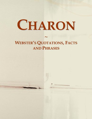 Charon: Webster's Quotations, Facts and Phrases