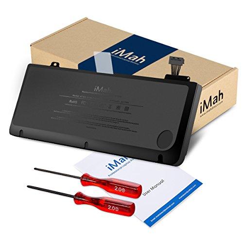 """iMah A1322Batería para MacBook Pro de 13""""A1278(solo principios 2011, finales 2011, mediados 2012) para MacBook Pro 5,5,MacBook Pro 7,1[polímero de litio 6000mAh]"""