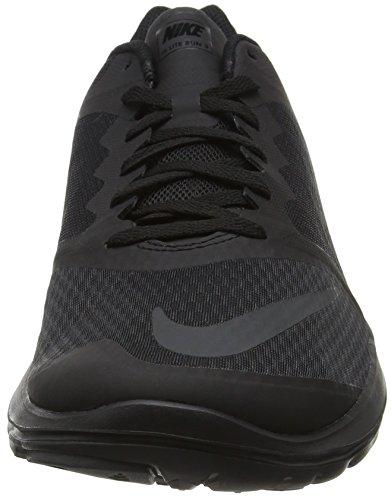 Nike Fs Lite Run 3, Chaussures de Running Compétition Homme, Taille Noir - Black (009 Black)