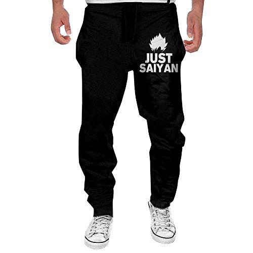861b13cceb OL-Pant Hombres de Dragon Ball Super Saiyan Pantalones de Correr para Hombre