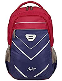 Skybags 26 Ltrs Blue Casual Backpack (BPEON1BLU)