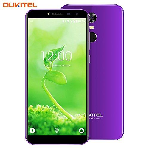 Telefonos Moviles OUKITEL C8 4G - 5 5 pulgadas 18 9 Relaci n Visi n Completa Android 7 0 4G Smartphone Libre 3000mAh Bater a 1 3GHz Quad Core