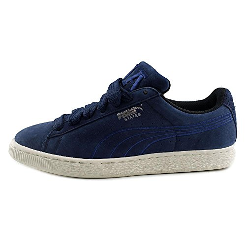 Puma States x Vashtie Wildleder Turnschuhe Estate Blue