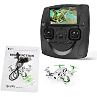 Price comparsion for Hubsan H111D NANO Q4 FPV 5.8G RC Quadcopter Drone with 480P Camera RTF Black