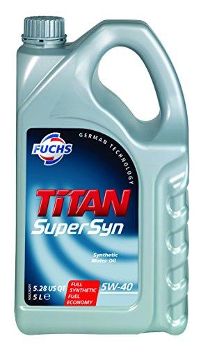 fuchs-titan-supersyn-sae-5w40-engine-oil-5-litre