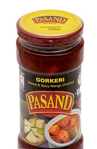 Pasand Gorkeri 450 G In Glass Jar