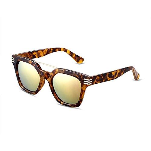 Preisvergleich Produktbild POPULAR SUNGLASSES Yjmh016-2 Die Neueste Mode Sonnenbrille Heiße Stil