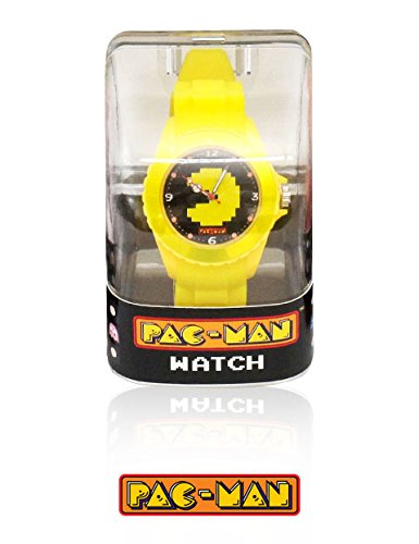 pacman-watch-yellow-pacman