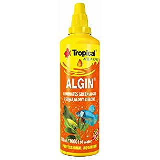 Tropical Algin Anti-Green Algae Agent Eliminates Green Algae (100ml - bottle)