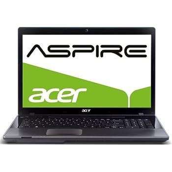 Acer Aspire 7750G-2434G50Mnkk 43,9 cm (17,3 Zoll) Laptop (Intel Core i5 2430M, 2,4GHz, 4GB RAM, 500GB HDD, AMD HD 6850, DVD, Win 7 HP)