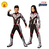 Image for board game Rubie's Official Avengers Endgame Team Suit, Classic Child Unisex Costume - Small, Age 3-4, Height 117 cm