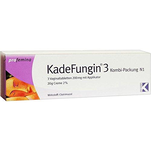 KadeFungin 3 Kombi 1 stk -