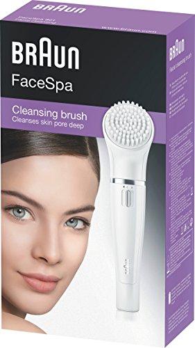 Braun FaceSpa Gesichtsreinigungsbürste SE801 / SE 801