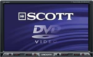 "Scott DRX 2002 Autoradio DVD CD/mp3/wma Ecran tactile 7"" Port USB 160 W"