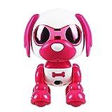 Electronic Pets Dog Toy - Robot interactif intelligent pour chiot, jouets pour l'âge de 3 ans 4 5 6 7 8 Filles de 12 ans   Idée Cadeaux pour Enfants