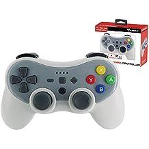 Subsonic - Manette bluetooth sans fil pour console Nintendo Switch - Gris