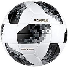 SMT Telstar Black Football Size-05