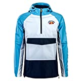 ellesse Mercuro Half Zip Coupe-Vent Light Blue