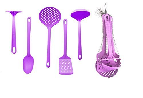 5-piece-non-stick-kitchen-cooking-utensil-tool-cutlery-gadget-cook-tool-set-new-purple-by-e-trade
