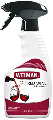 Weiman rot Wein Fleck Entferner, 12FL. oz (Rot Wein Entferner Flecken)