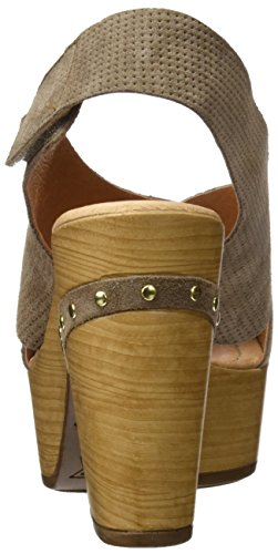 WEEKEND BY PEDRO MIRALLES Damen 17500 Clogs Braun (Fango)