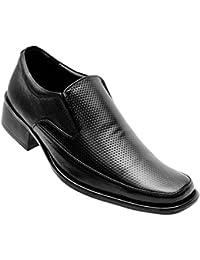 Fills Men Black Leather Shoes