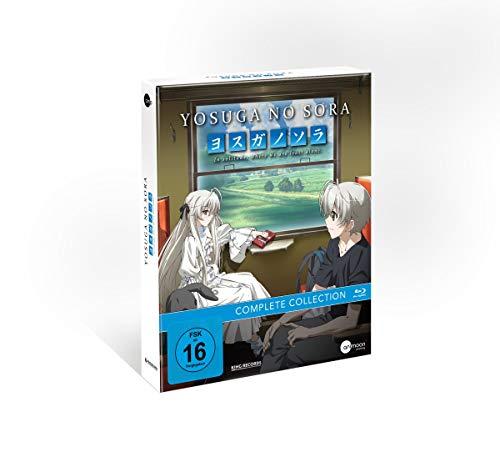 Yosuga No Sora - Die Komplette Serie  (4 BRs) [Blu-ray]