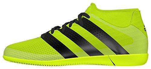 adidas Ace 16.3 Primemesh In J, Chaussures de Foot Garçon Jaune - Amarillo (Amasol / Negbas / Plamet)
