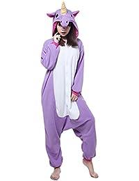 Unicornio Unisex Onesie–feelme Onesies Pijama Kigurumi Cosplay pijama disfraz animal mono