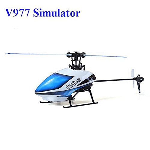 Brushless RC Heli Mit G7 Simulator Transmitter ()