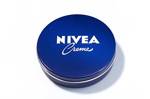 Nivea Crème Boite 75 ml - Lot de 5