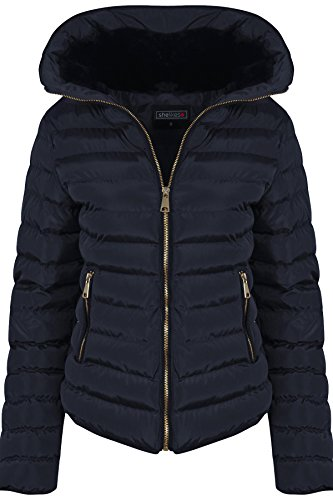 womens-quilted-padded-lined-warm-thick-black-wine-lightweight-with-zip-pockets-autumn-fall-winter-ja