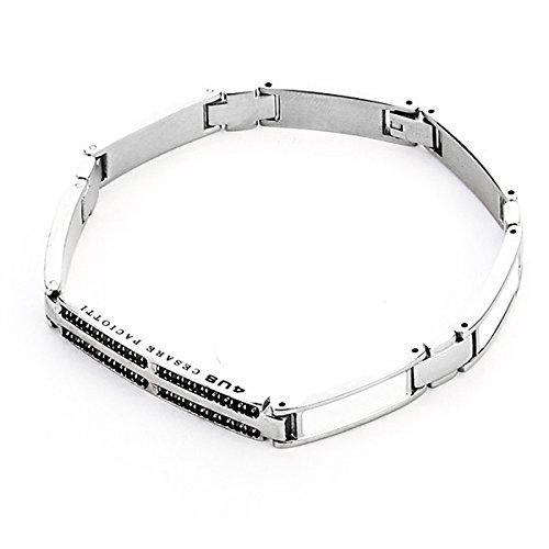 cesare-paciotti-4us-bracelet-unisex-stainless-steel-enamel-white-4ubr0993