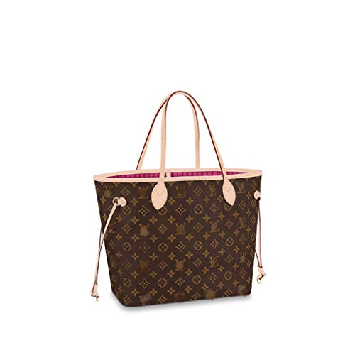 8be7d19d089d7 HPASS Neverfull Style Designer Woman Organizer Handbag Monogram Tote  Shoulder Fashion Bag Medium Size