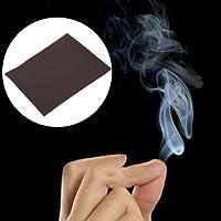 Pmw - Smoke Magic Trick - Magic Trick Smokes Surprise Prank - Fire Paper - Joke Mystical Fun from Finger Tips - 1 Paper…