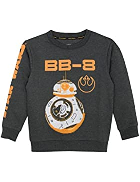 Star Wars Jungen Star Wars BB8 Sweatshirt