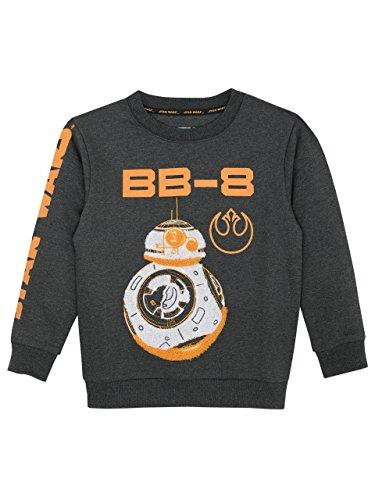 Star Wars Jungen BB8 Sweatshirt 128
