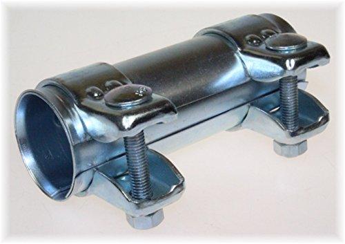 BayWorld Auspuff Universal Rohrverbinder 36x40,5x125mm Doppelschelle 36x125mm